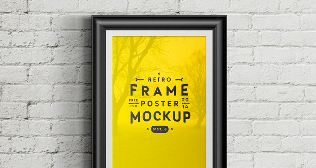 001_antique-vintage-old-retro-frame-picture-poster-presentation-mockup-vol-6-psd